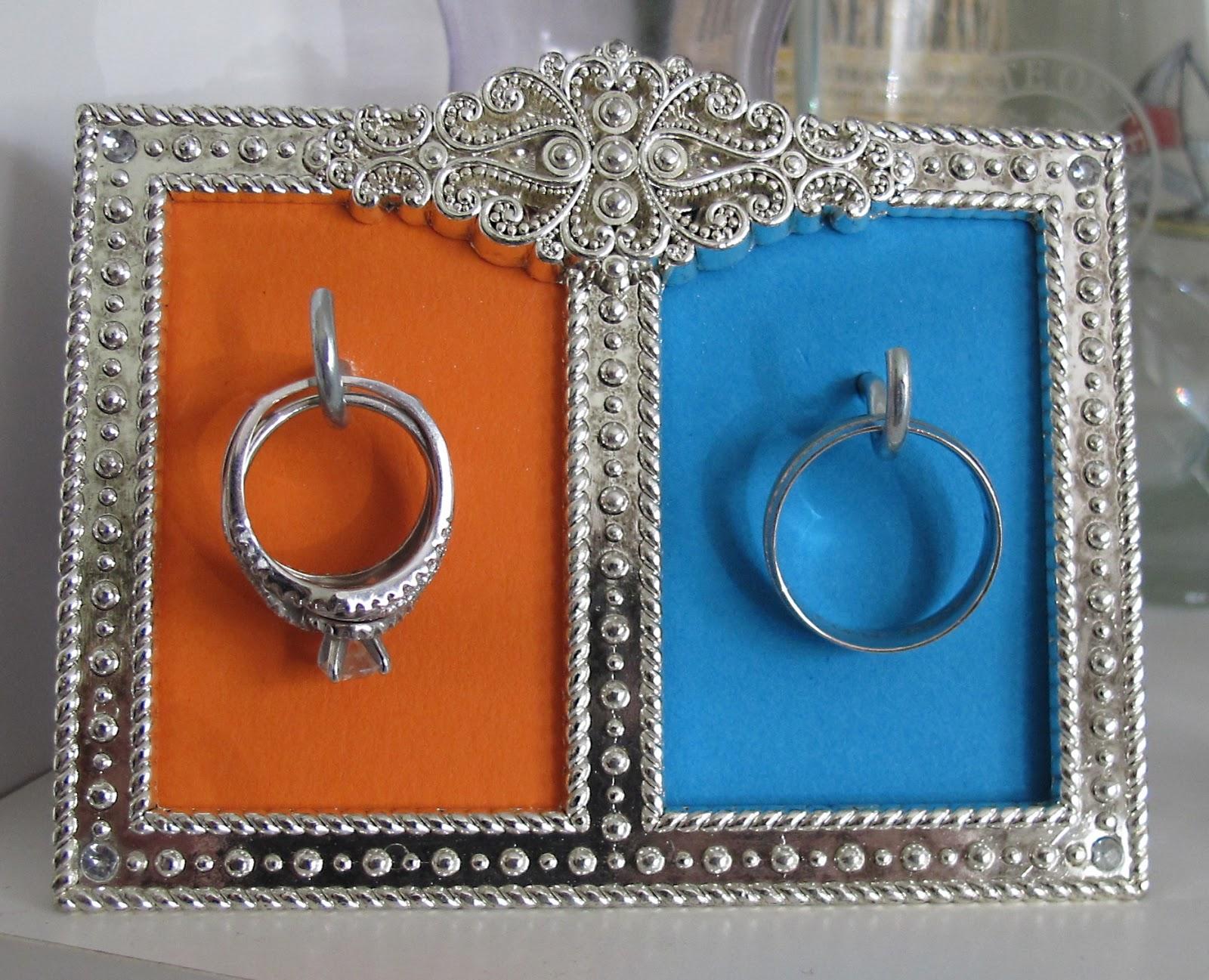 So Many Sweets Diy Wedding Ring Holder