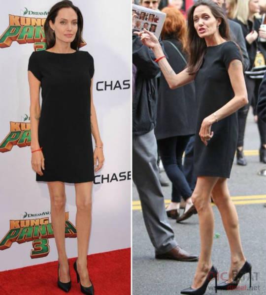 Анджелина Джоли  все новости личная жизнь и биография звезды