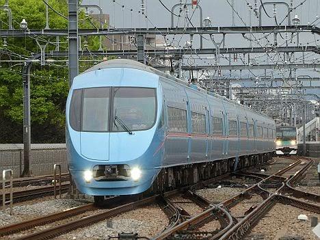 小田急電鉄 メトロモーニングウェイ号 60000形MSE
