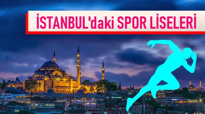 istanbul'daki spor liseleri