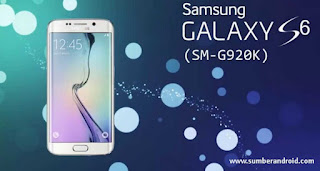 Cara Flash Samsung Galaxy S6 SM-G920K via Odin