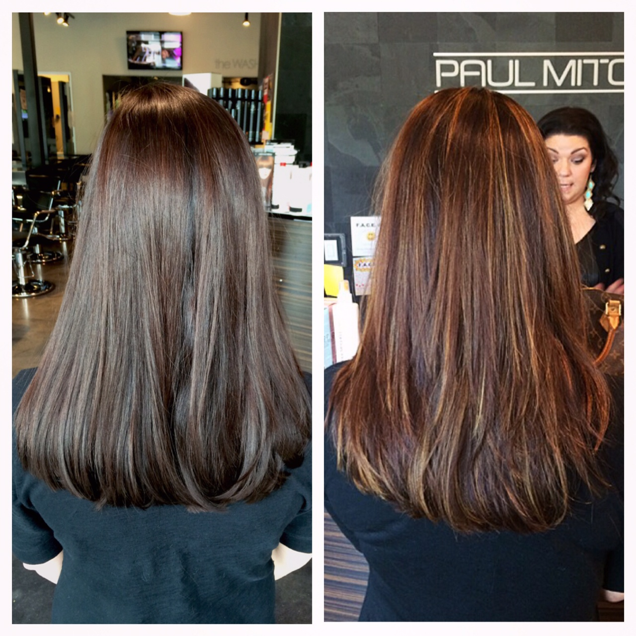Summer Highlights For Dark Hair Spefashion