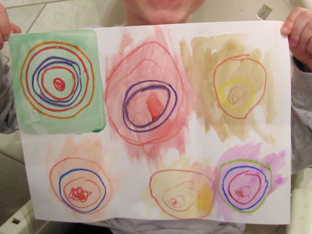 kandinsky art study