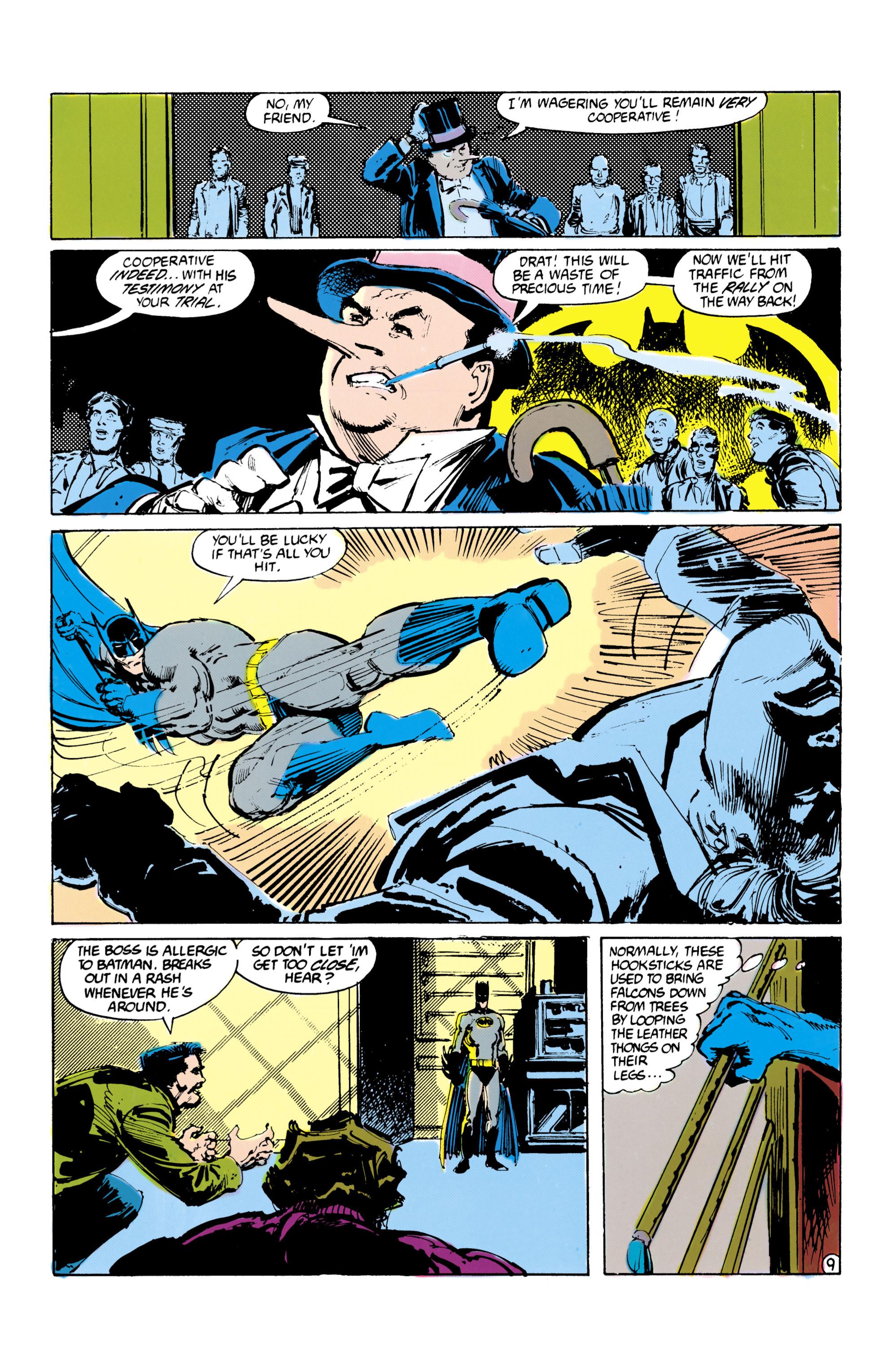 Detective Comics (1937) 568 Page 9
