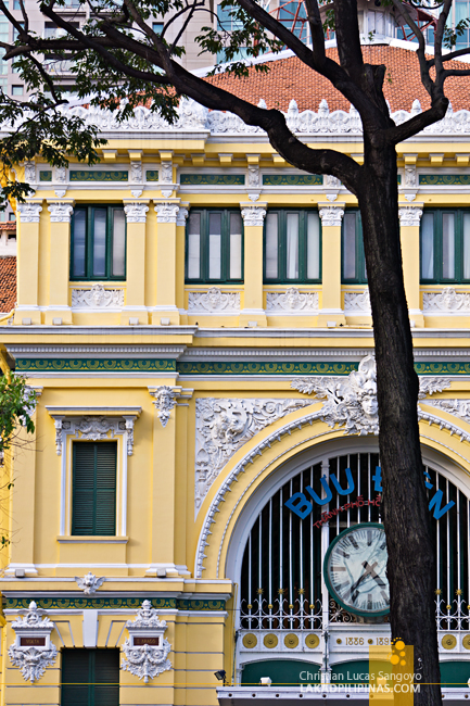 Ho Chi Minh Day Tour Saigon Central Post Office