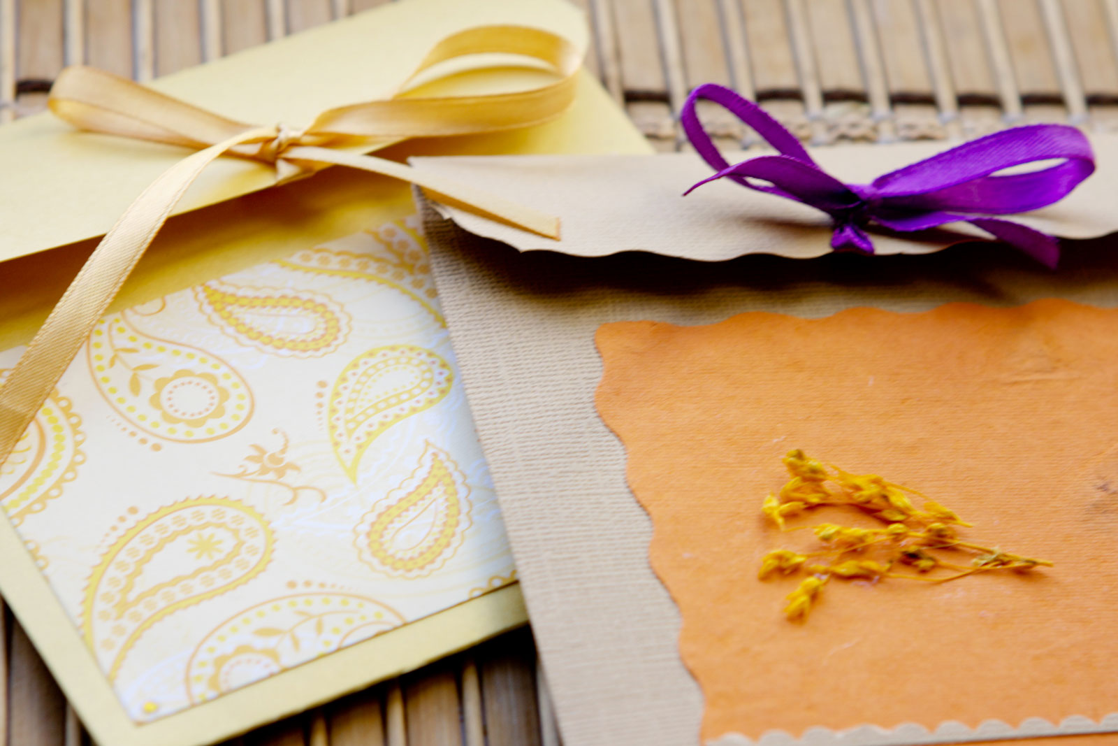 Bridal invitations for ceremonies in Greece!