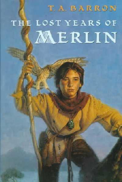 Saga las aventuras de Merlín  – Barron T.A.