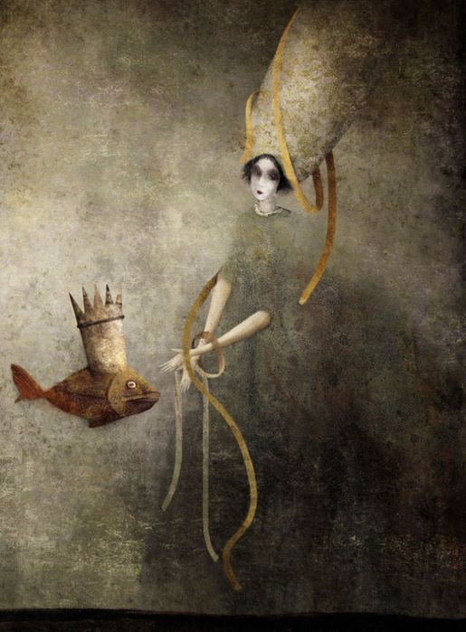 Gabriel Pacheco 1973 - Mexican Surrealist  Visionary painter - Tutt'Art@