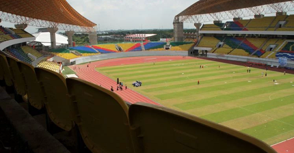 Lawan Sriwijaya FC, Persija Jakarta Gunakan Stadion Wibawa Mukti dan Tanpa Penonton