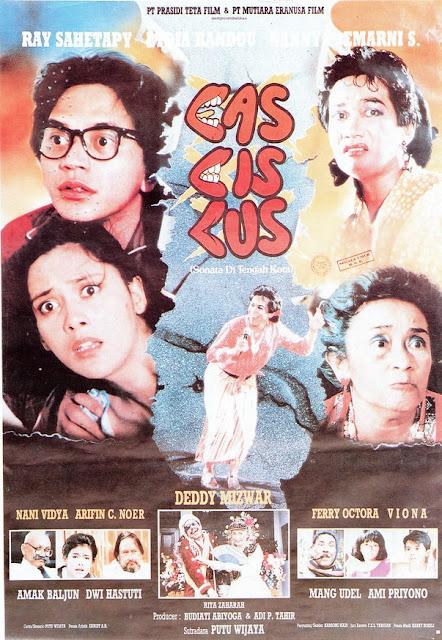 Cas Cis Cus (Sonata di Tengah Kota) (1989)
