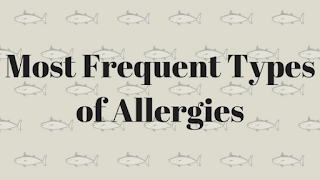 Most Frequent Types of Allergies