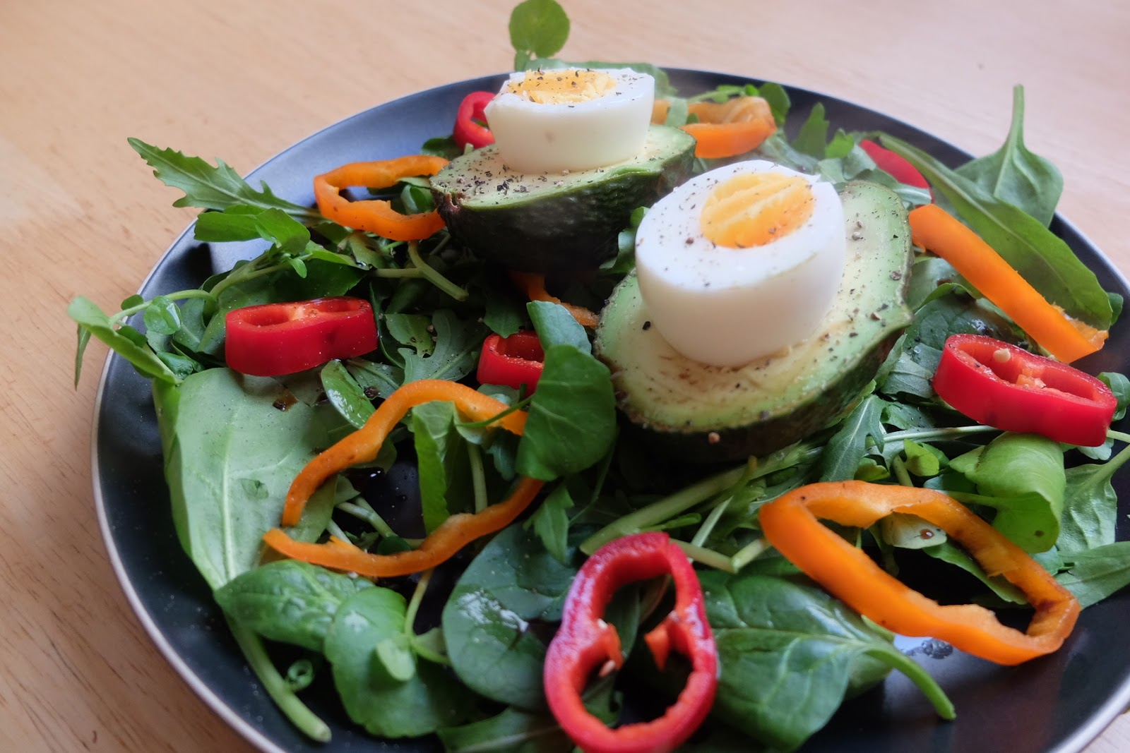paleo salad for breakfast