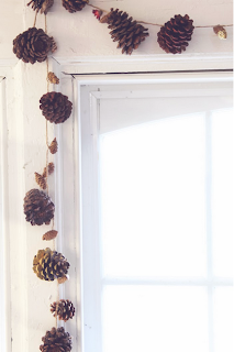 http://blog.freepeople.com/2013/10/diy-fall-garland/?utm_source=feedly