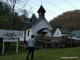 Tabernacle of Faith, Caretta WV
