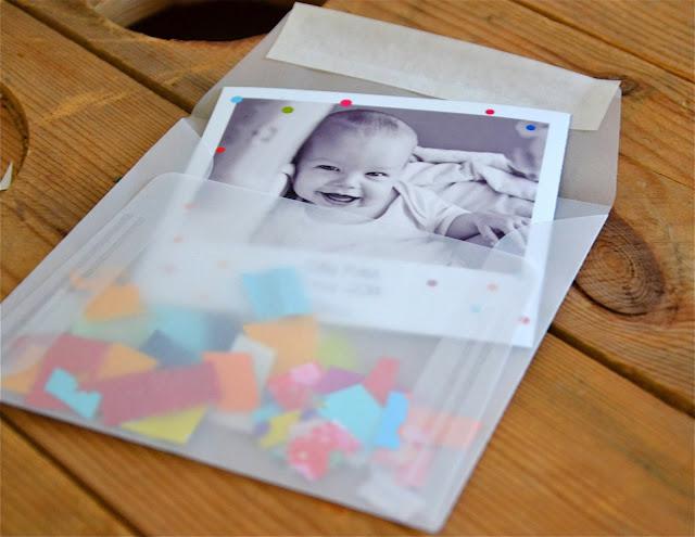 """Bien-aimé Un faire-part magnet pour une naissance, un mariage, un """"save the  HI14"""
