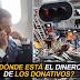 Se le cae el teatro a EPN, denuncian famosos que sus donativos nunca llegaron.