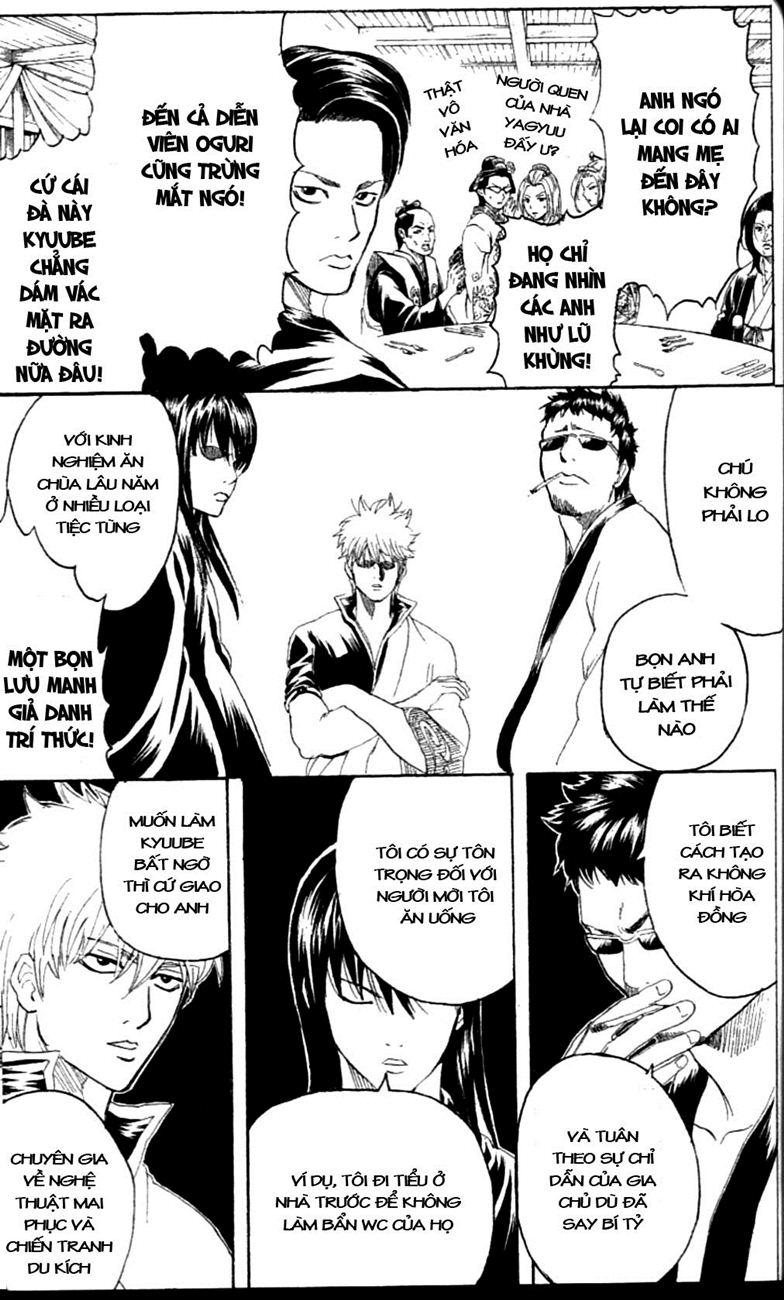 Gintama Chap 236 page 9 - Truyentranhaz.net