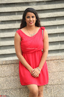 Shravya Reddy in Short Tight Red Dress Spicy Pics ~  Exclusive Pics 130.JPG