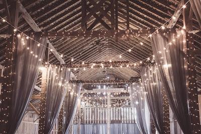 Iluminación de boda
