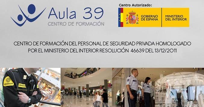 Vigilancia en centros comerciales aula 39 centro de for Boe ministerio del interior