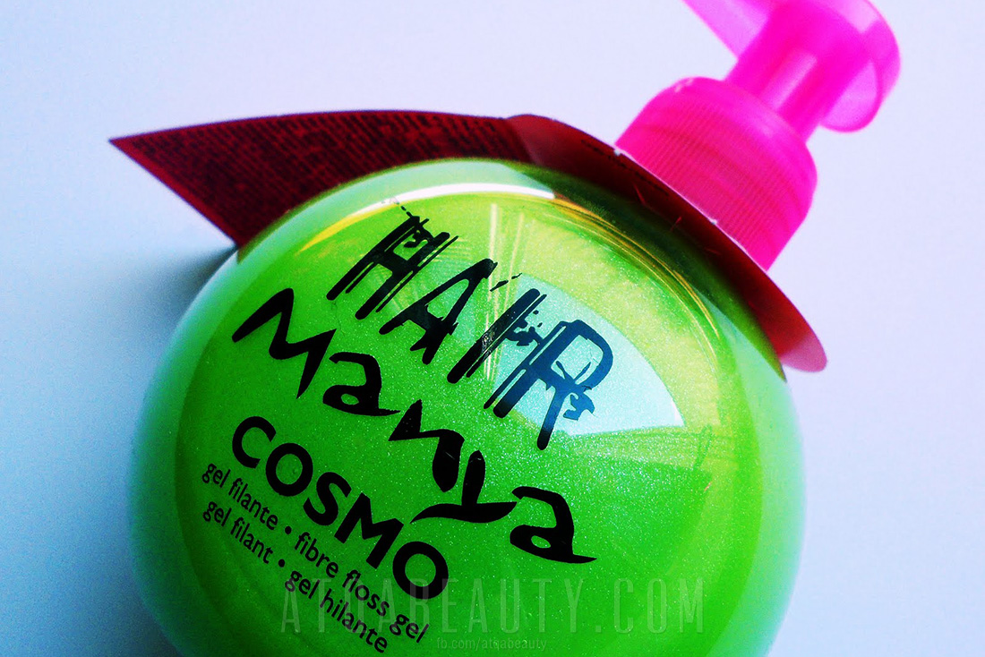 Włosy :: Kosmiczne COSMO (żel z serii Hair Manya Kemon)