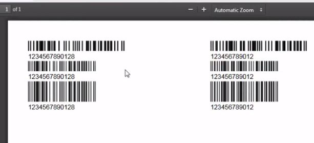 How to add barcode to PDF created with PHP FPDF
