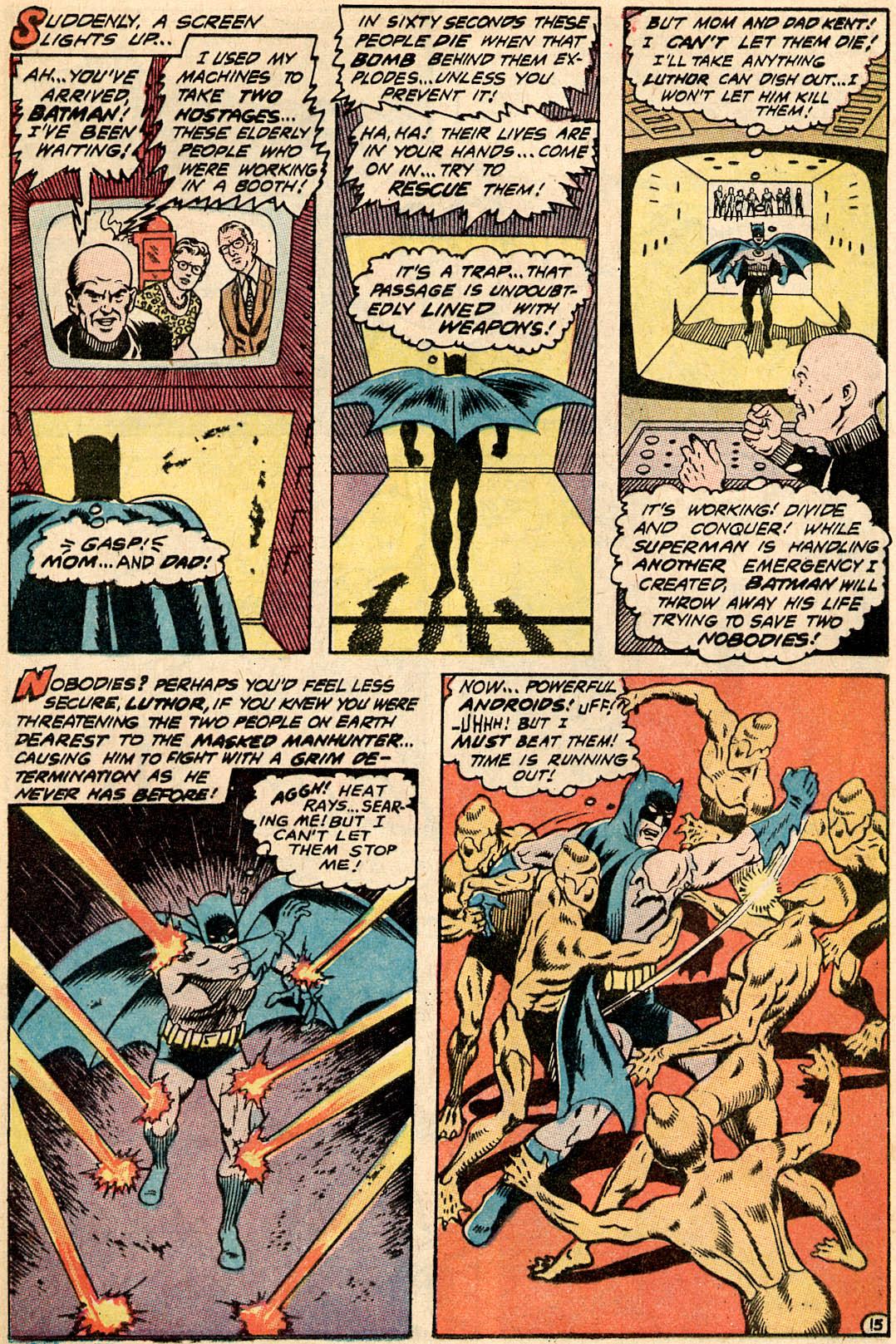 Read online World's Finest Comics comic -  Issue #172 - 21