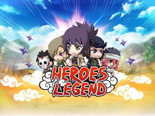Heroes Legend Apk v1.0.0 Mod VIP Unlocked Update