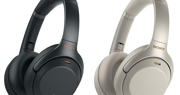 Sony WH-1000XM3, WH-1000XM2 and WI-1000X Wireless Noise