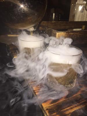 The Cauldron cocktail experience london