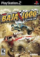 Score International Baja 1000 (PS2) 2008