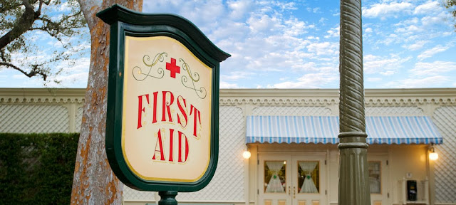 My Personal Review of the Disneyland First Aid Center
