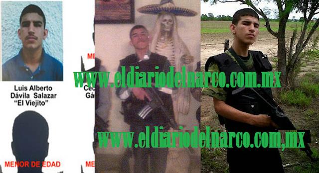 """El sanguinario """"Comandante Viejito"""" de Los Zetas que se fugo de un tutelar y no lo han podido recapturar"""