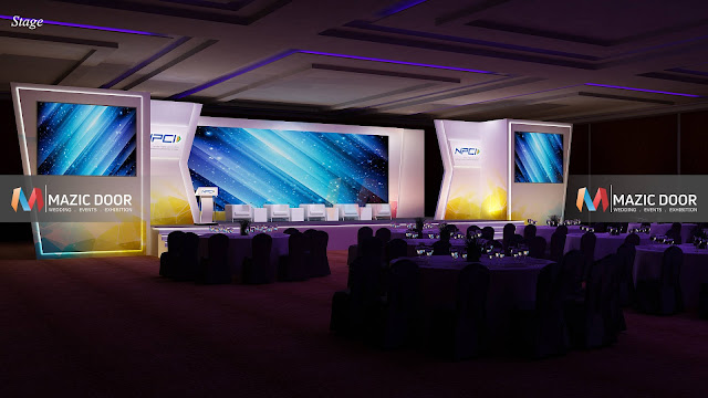NPCI Conference Setup Design 07