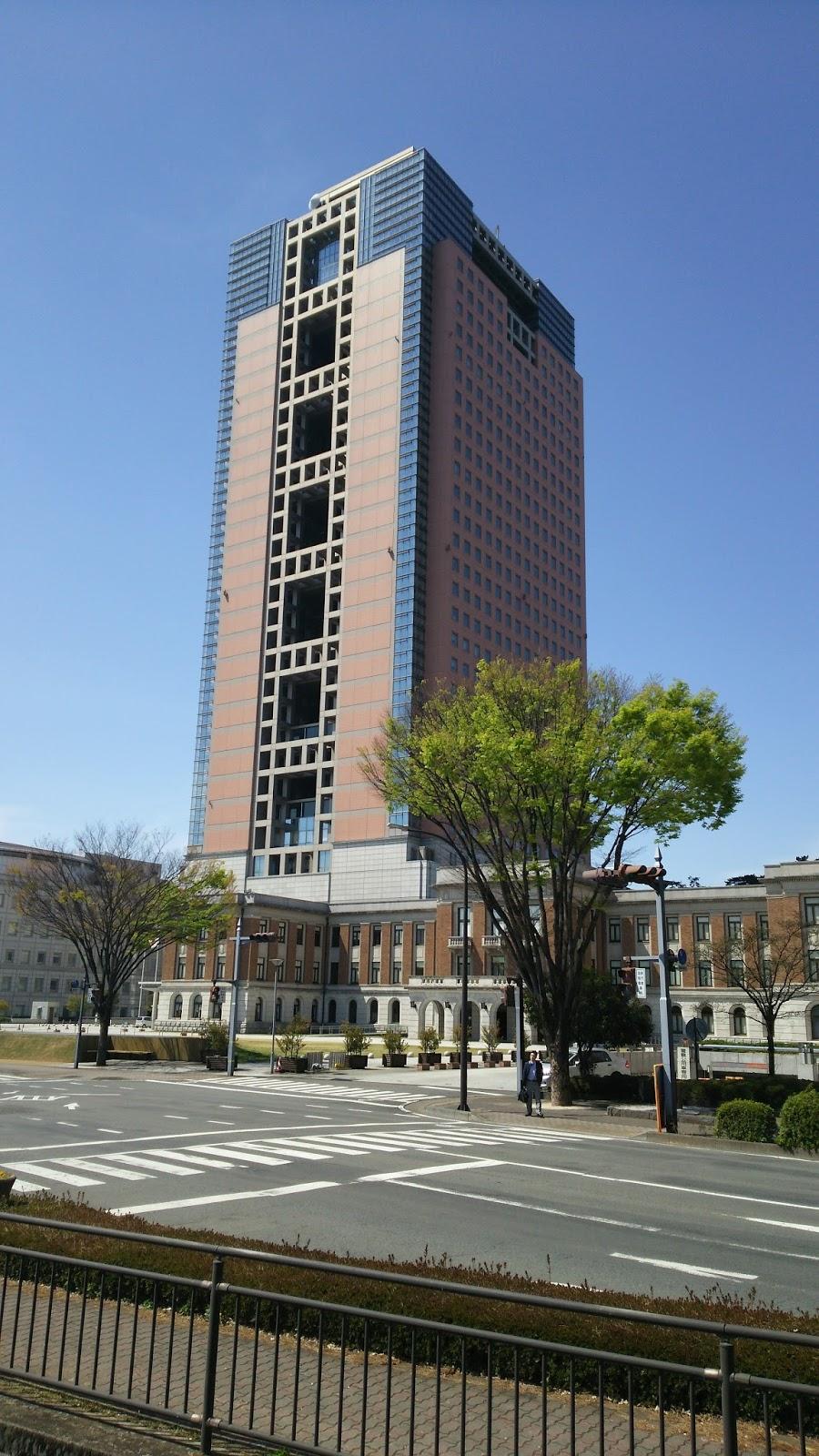 アール・イー・ビー: 群馬県庁 32階 展望ホール と 26階 ジオラマ ...