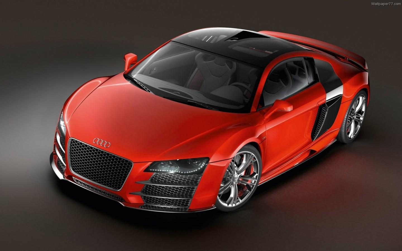 Audi R Hot Wheels Race Car