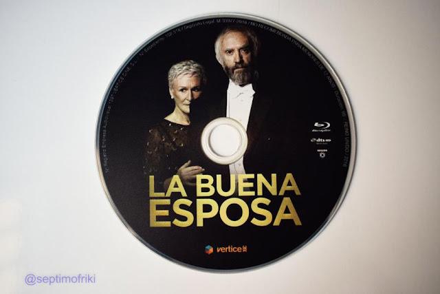 Reportaje Fotográfico, Análisis, BluRay, La Buena Esposa