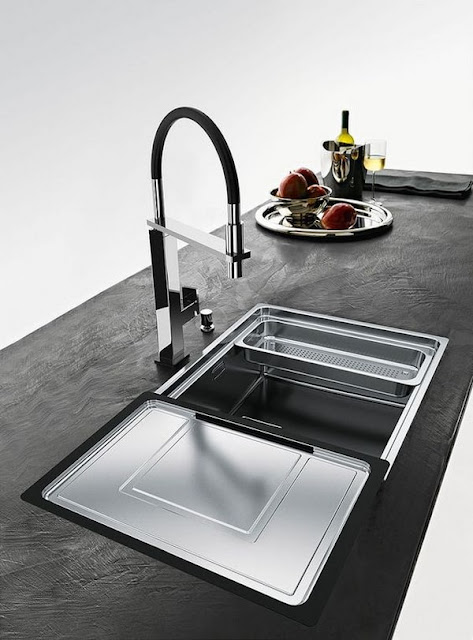 Types of Sinks or Sinks For Kitchen 7