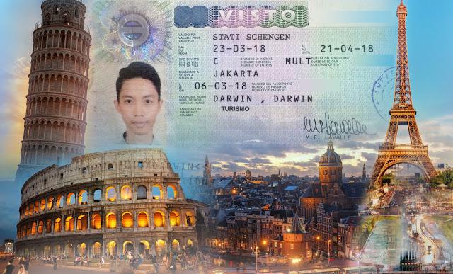 Darwin Mahesa Studi Banding ke Italia dan 6 Negara Eropa (Prancis, Austria, Swiss, Belgia, Jerman dan Belanda)