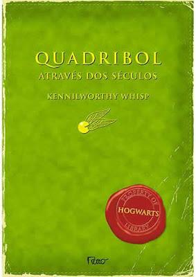 Livro 'Quadribol Através dos Séculos' por APENAS R$ 3,90 no Submarino! | Ordem da Fênix Brasileira