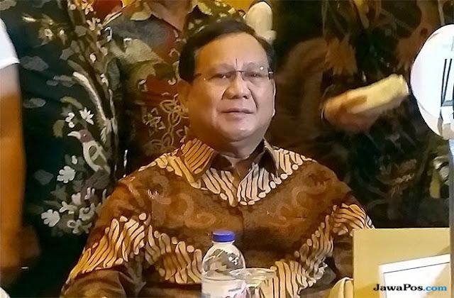 Masa Mudanya Sering Di-bully, Prabowo: Jadi Saya Masuk Tentara