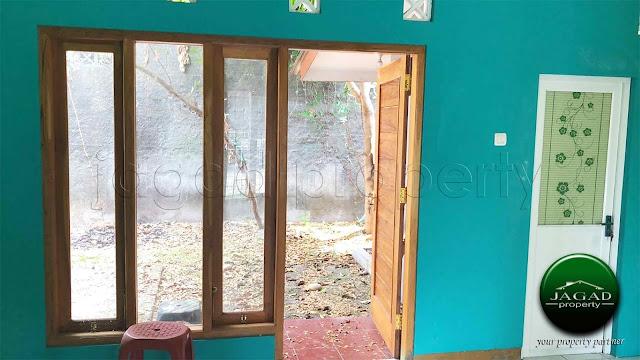 Rumah Minimalis dalam Perumahan dekat Kampus ISI