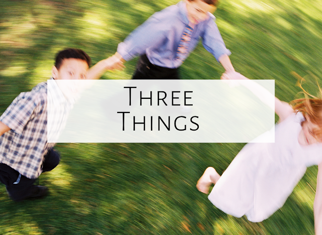 Three Things {Rhythm game, making instruments, and a book}