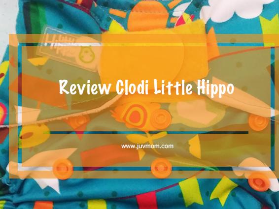 Review Clodi Little Hippo