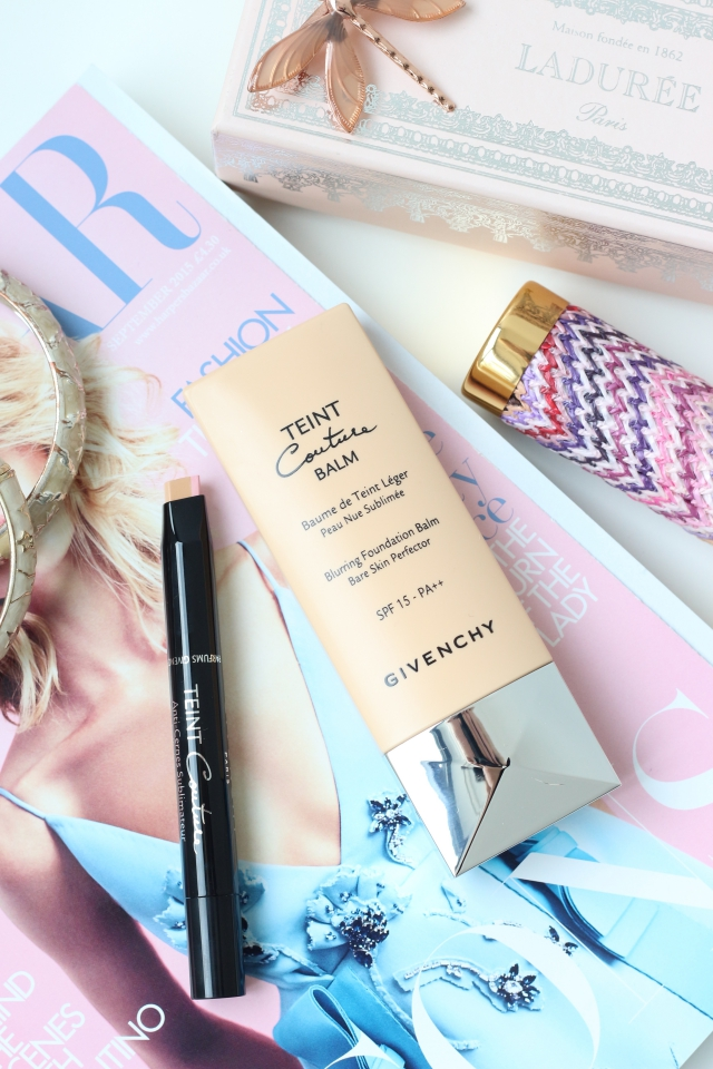 Givenchy Teint Couture Balm & Concealer