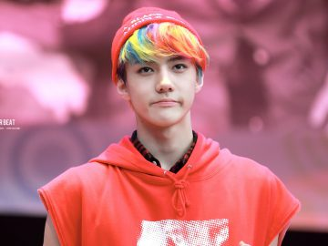 Dalam Sejarah K-Pop 15 Warna Rambut Paling Unik