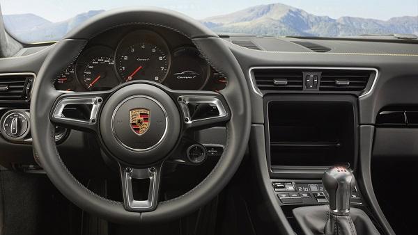 Interior Porsche 911 Carrera T