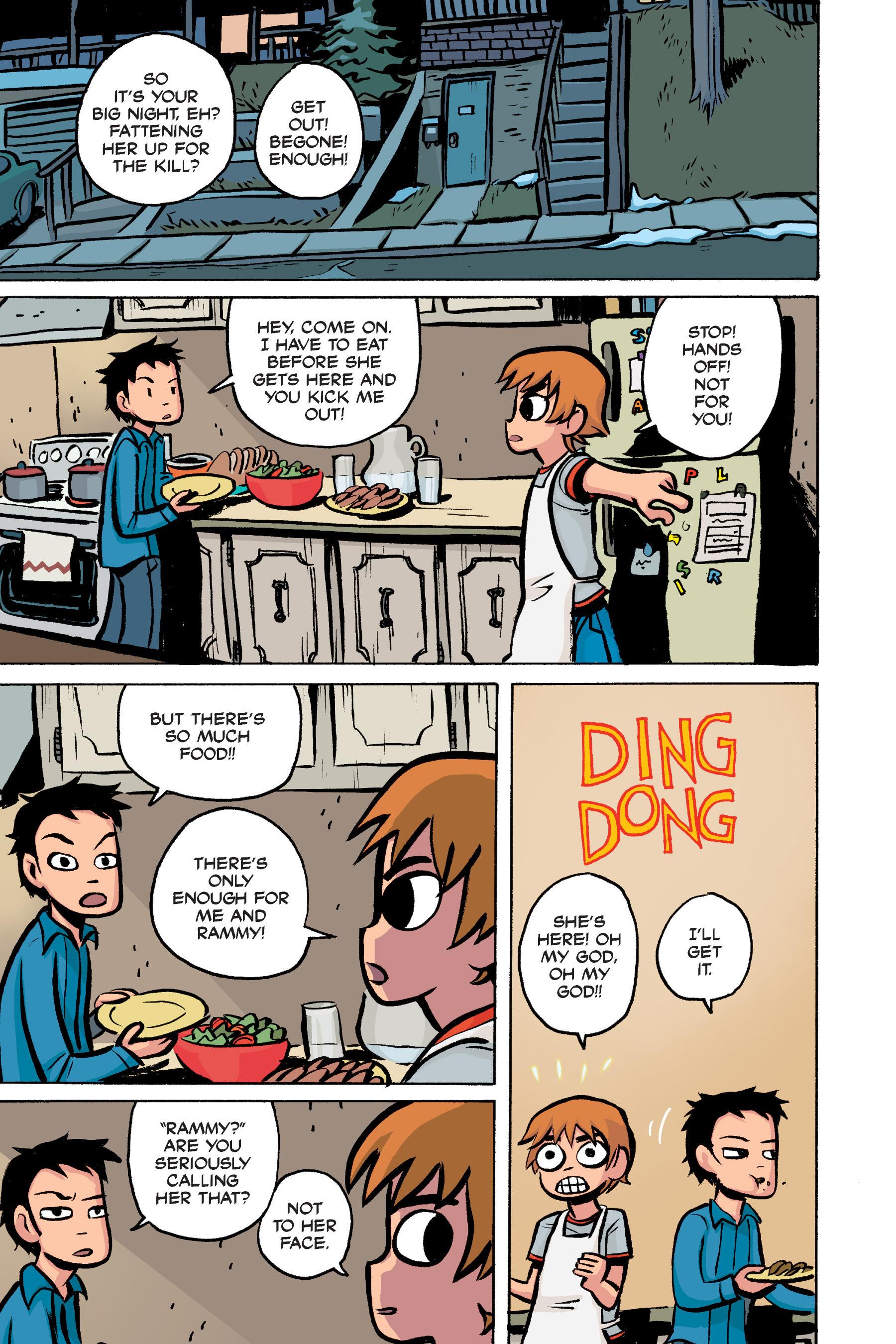 Read online Scott Pilgrim comic -  Issue #2 - 51