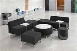 Woodstock Jefferson modular lobby seating