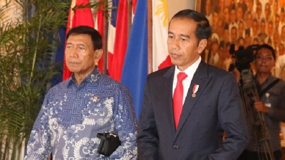 Wiranto Sebut Penyebar Hoax Jelang Pemilu Dijerat UU Terorisme